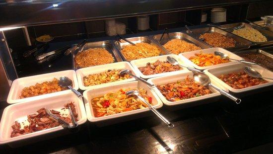 Restaurante wok shan santa pola en alicante con cocina for Wok cuatro cocinas granollers