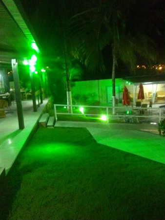 Hotel Village Caruaru : Área Externa