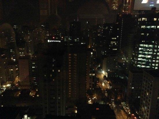 The View Bar: Esta es la vista , no sale muy bien ya que mi cámara no funcionaba el flash  biende noche