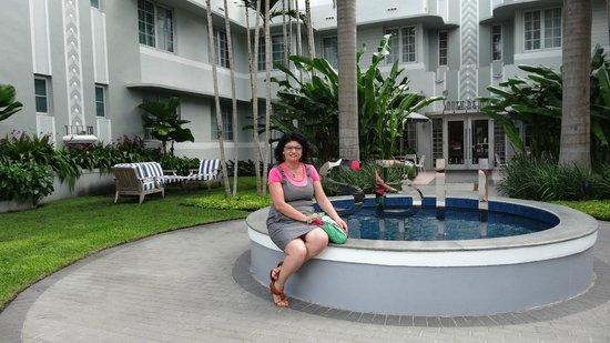 Sbh South Beach Hotel Фасад отеля