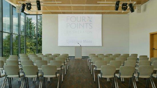 Four Points by Sheraton Ljubljana Mons: Meeting Room