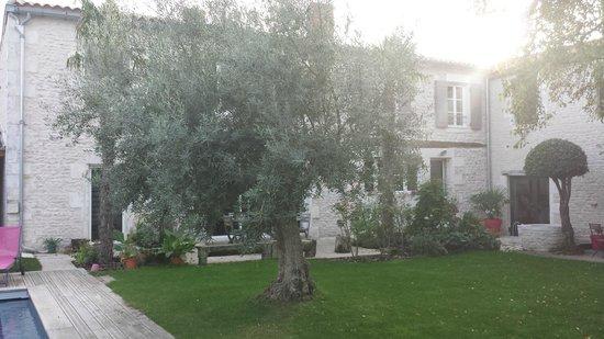 UN BANC AU SOLEIL (Marsilly, France) - Guesthouse Reviews, Photos ...