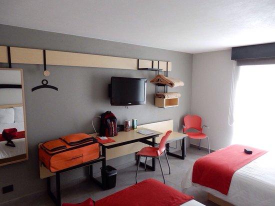 City Express Chetumal: La chambre.