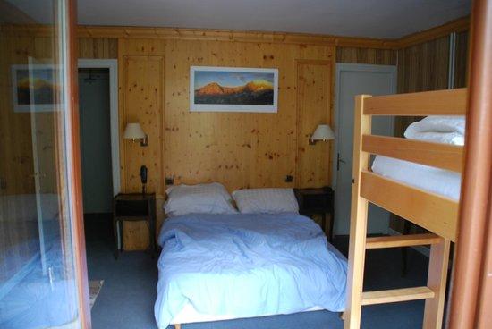 Hôtel l'Alpazur : Chambre 3