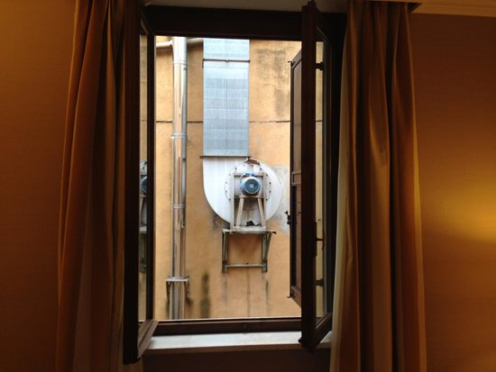 Accademia Hotel: My room view