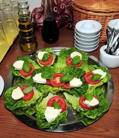 Hotel Trifthof: Frühstück