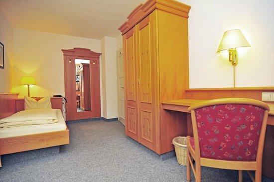 Hotel Trifthof: Einzelzimmerbeispiel