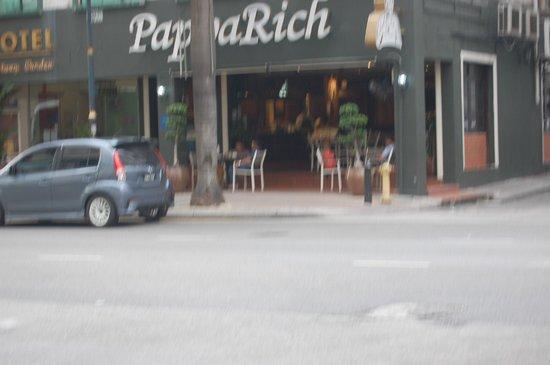 Pappa Rich Bukit Bintang