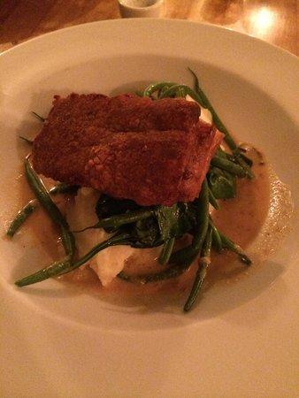 The Wheatsheaf: Belly pork