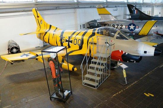 Luftfahrtmuseum Wernigerode: G-91 R3