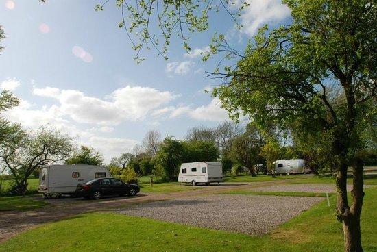 High Onn Caravan Club Site