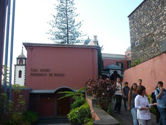 Frederico de Freitas Museum : Casa- Museu Frederico de Freitas