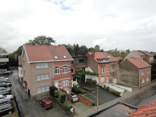 Auberge Van Strombeek: View from the room