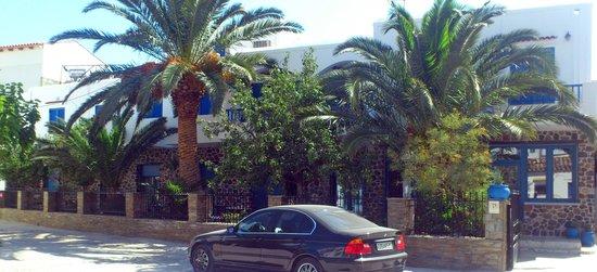 Merichas, Grecja: Finikas Studios Kythnos