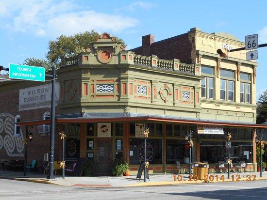 New Harmony Indiana Restaurants