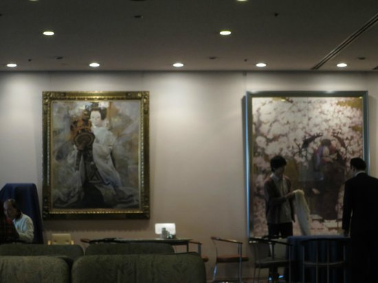 Yamagata Grand Hotel: ロビー4