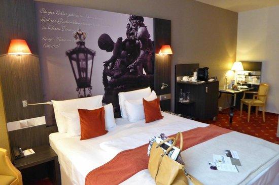 Mercure Hotel Hannover City: Wohnliche Zimmer