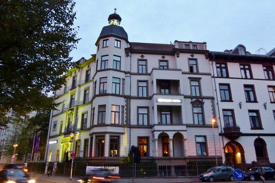 hotelbar picture of mercure hotel hannover city hannover tripadvisor. Black Bedroom Furniture Sets. Home Design Ideas