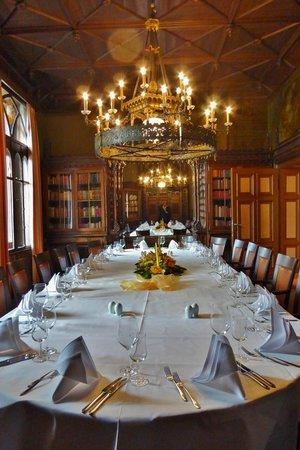 Salle nollet marienburgzimmer bild von mercure hotel for Zimmer hannover