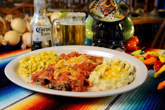 Photo of Mexican Restaurant Ted's Café Escondido - Tulsa Hills at 7848 S Olympia Ave, Tulsa, OK 74132, United States