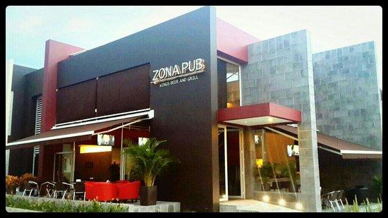 ZONA PUB COMPANY