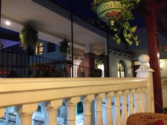 Las Rampas: Hotel