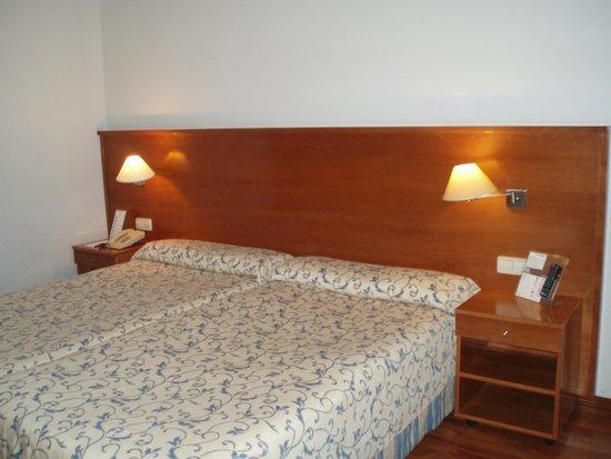 Extremadura Hotel : Habitación doble.