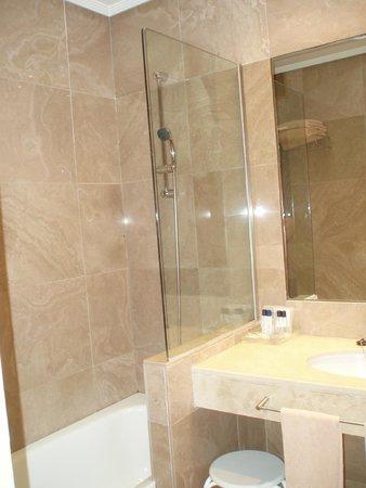 Extremadura Hotel : Baño.