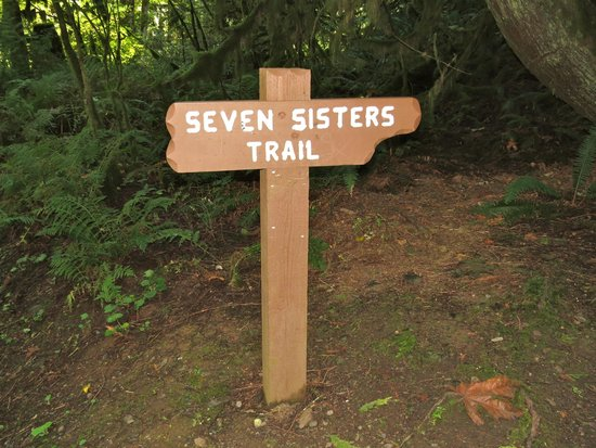 ‪The Seven Sisters Trail‬