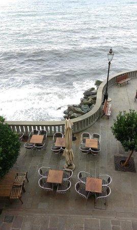 Hotel Casmona: Blick aus dem Hotelfenster