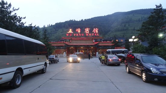 Wufeng Hotel: Wu Feng