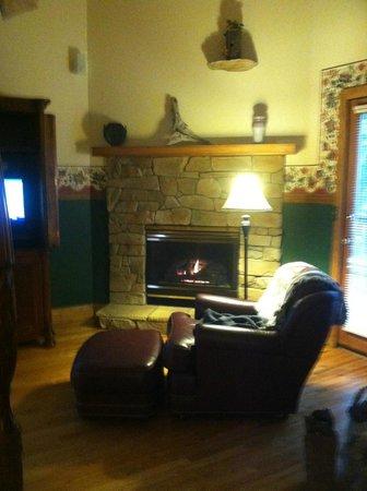 Iris Inn: Our room