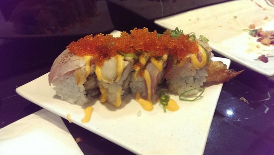 Aisuru Sushi: Torch roll