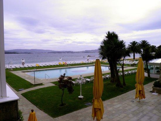 Eurostars Gran Hotel La Toja: Atardecer