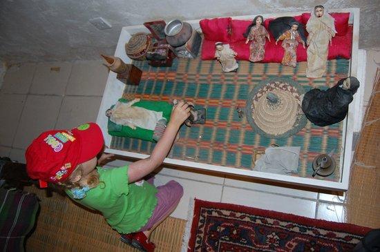 Bait-al-Naboodah Museum: Старинные детские игрушки