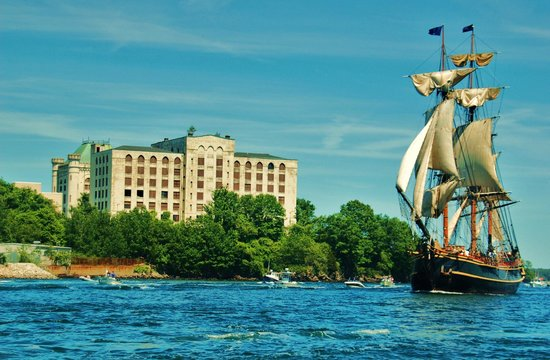 Portsmouth Naval Prison & Tall Ship; Rick Dumont Images - Portsmouth ...