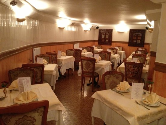 Restaurant Vinobah: Salle