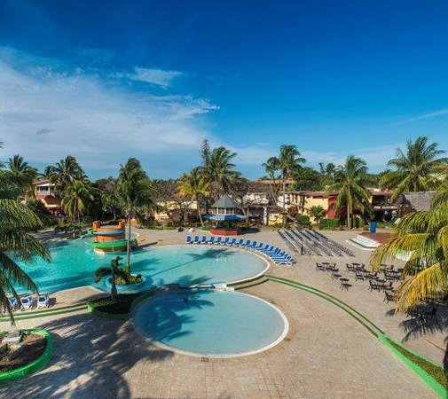 Gran Caribe Villa Tortuga: Piscina