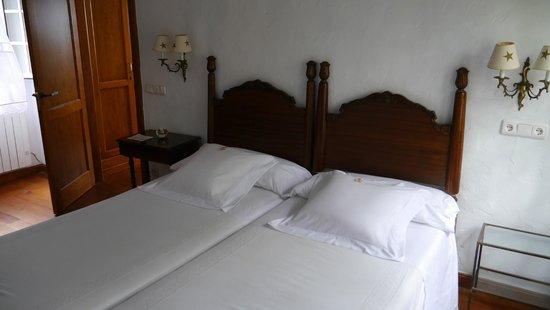 Caserio de Mozaga: Schlafzimmer