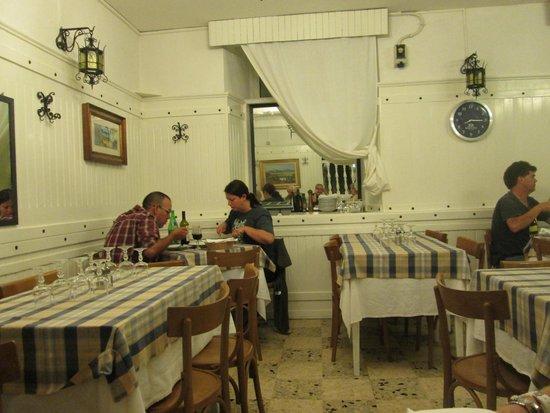 Ristorante Da Giovanni: cadre simple mais accueil très sympathique et excellente cuisine