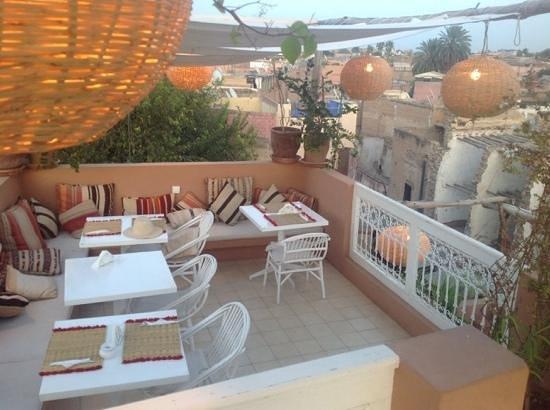 Terrasse - Picture of Atay Cafe - Food, Marrakech - TripAdvisor