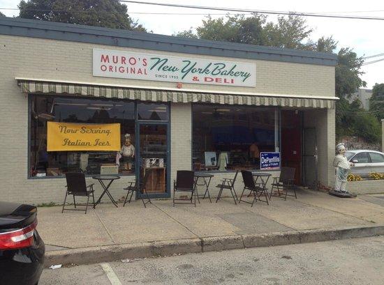 Norwalk Muro S Original Ny Bakery Deli At 52 Main St Picture Of