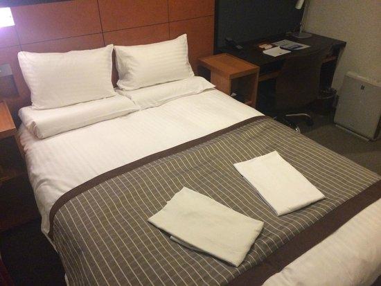 Hotel Mystays Sakaisuji-Honmachi : 部屋