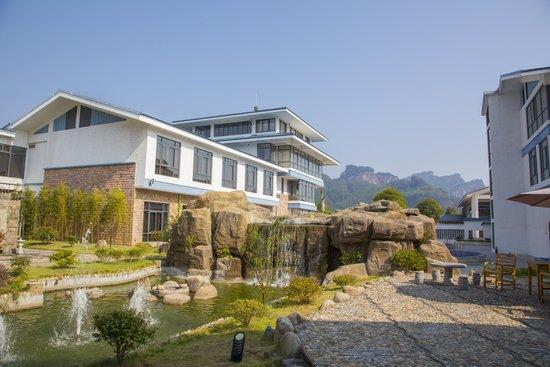 BEST WESTERN Jooch Resort Hotel : 九曲度假酒店