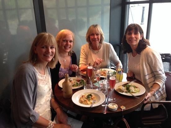 Cote Brasserie - Guildford: Girlie birthday lunch