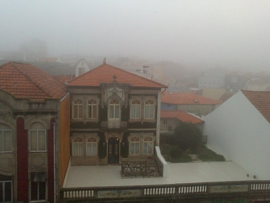 Residencial Porto Novo: вид из окна на улицу