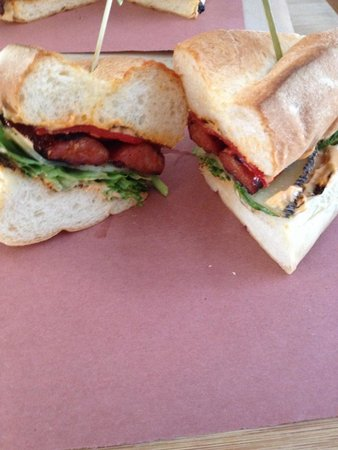Chorizo & Co. : Chorizo sandwich