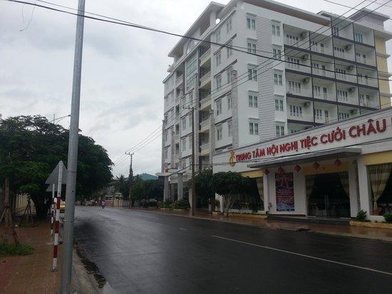 Chau Loan Hotel: Отель