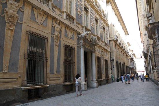 Palazzo Lomellino di Strada Nuova