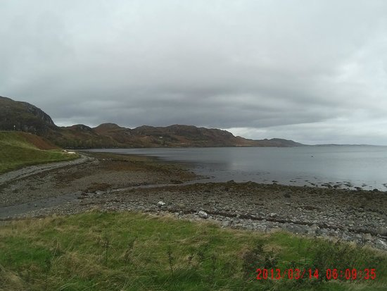 Poolewe Hotel: Shores of Loch Ewe